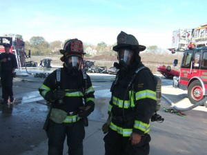 D'Amico Firefighters Like Father Like Son