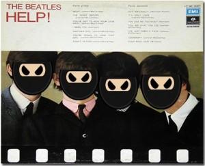 The Beatles ... Help!