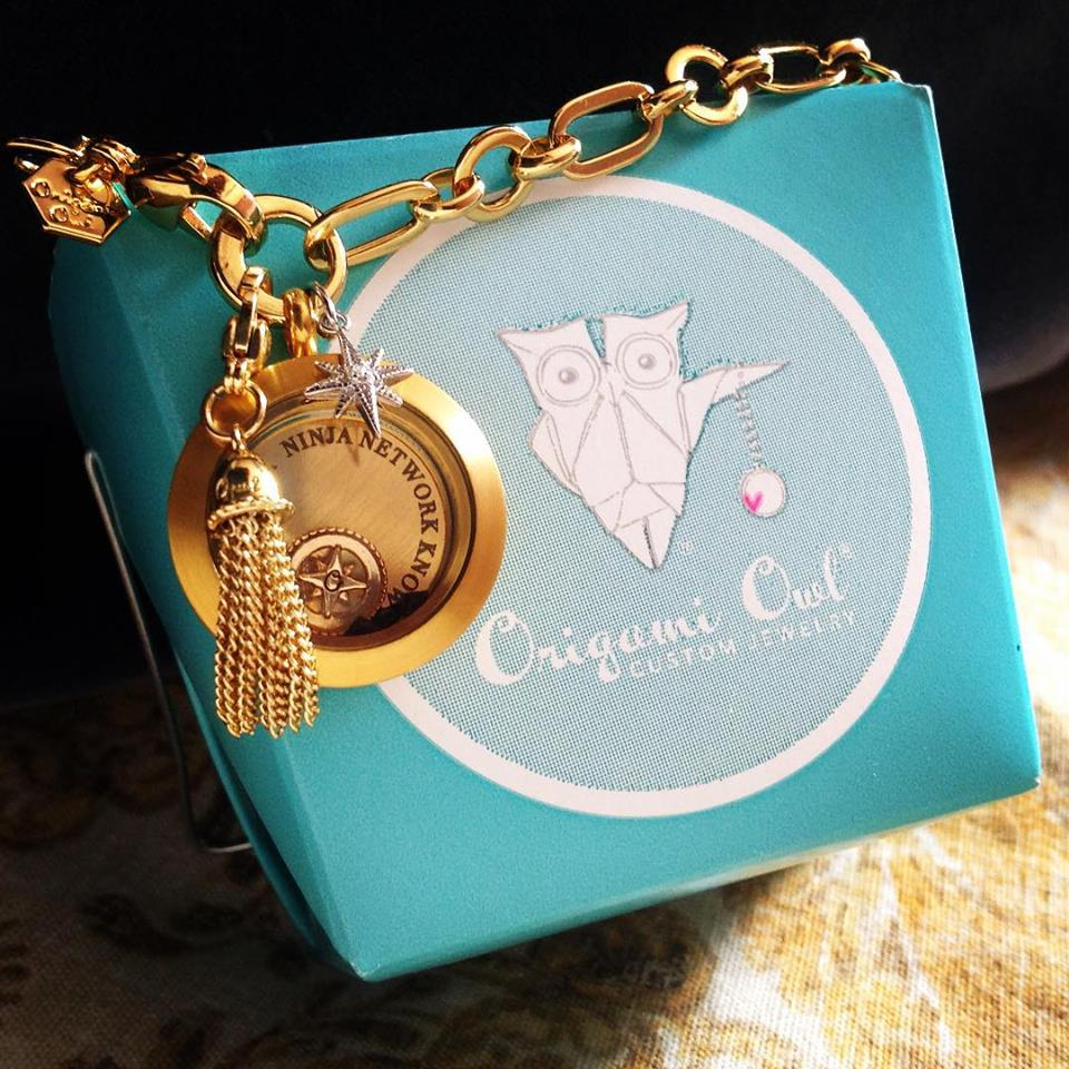 Catch the Energy with The FISH! Philosophy at Origami Owl